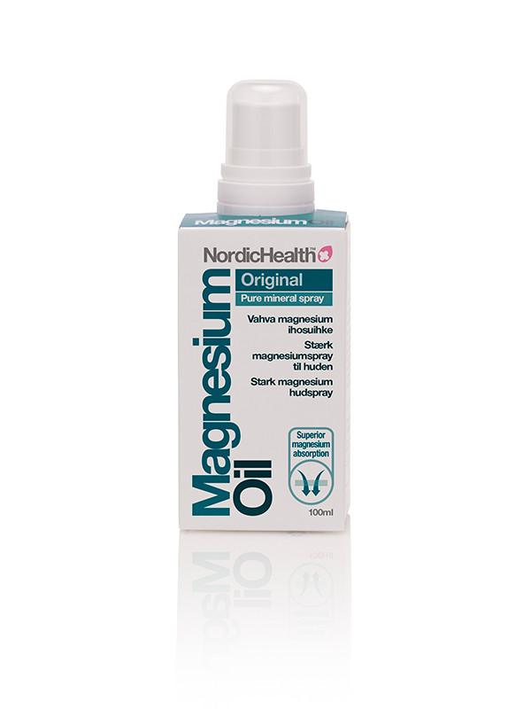 NordicHealth vahva magnesium  ihosuihke 100ml