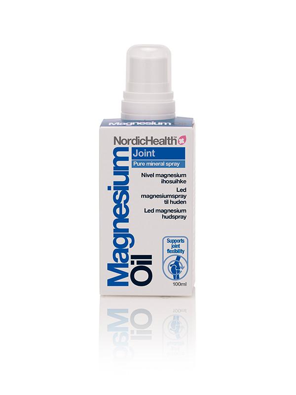 NordicHealth nivel magnesium ihosuihke 100ml