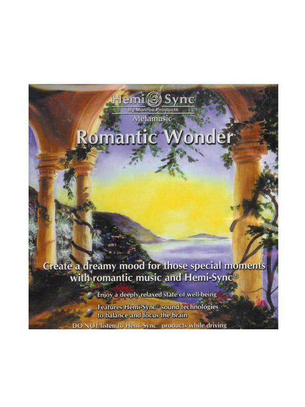 Romantic Wonder CD rentoutusmusiikki