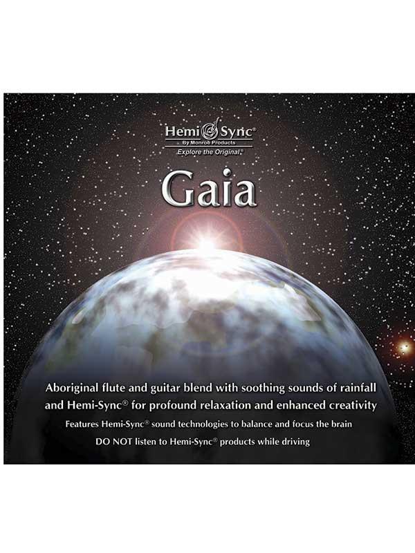 Gaia CD- rentoutusmusiikki