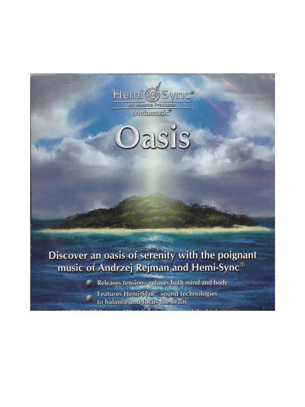 Oasis CD rentoutusmusiikki