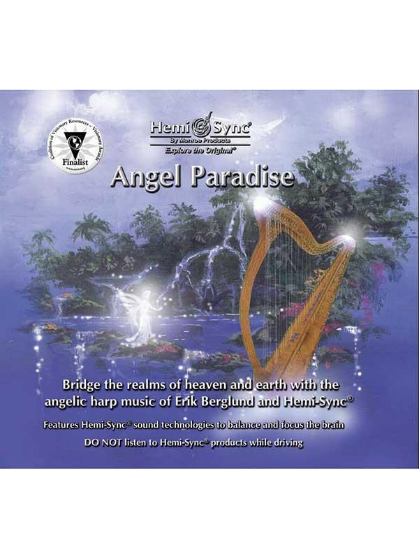 Angel Paradise CD- rentoutusmusiikki
