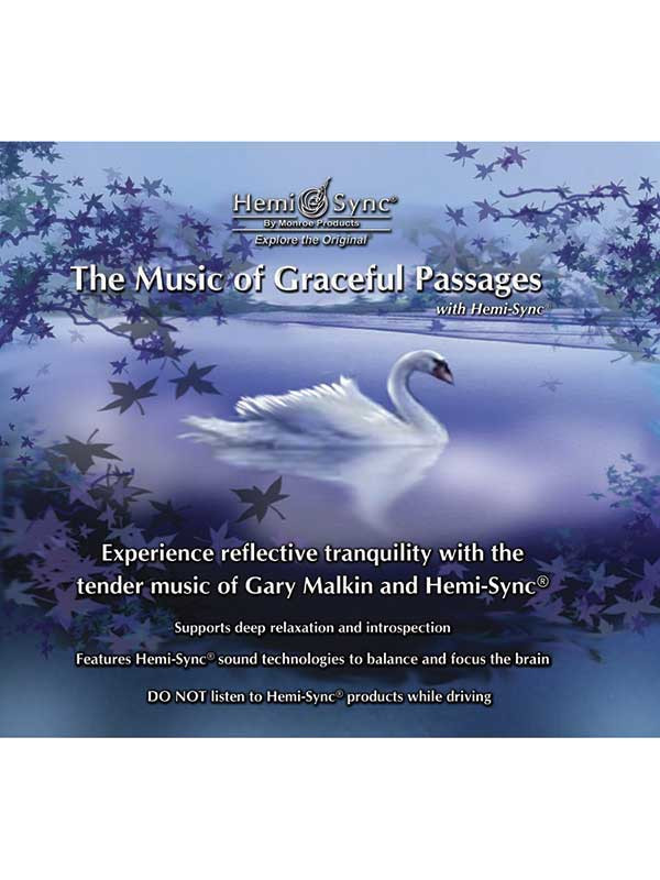 The Music of Graceful Passages-CD rentoutusmus