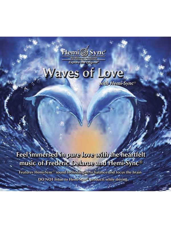 Waves of Love- CD rentoutusmusiikki