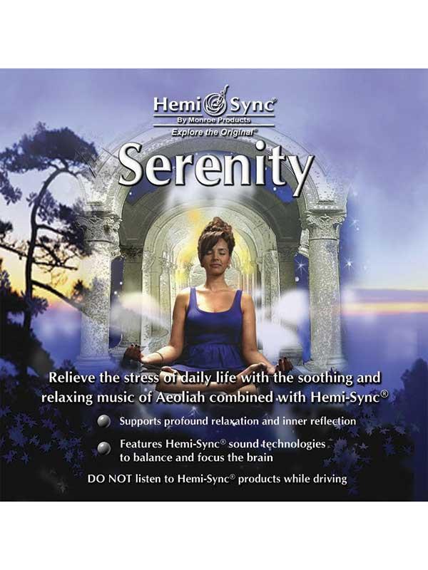 Serenity- CD rentoutusmusiikki