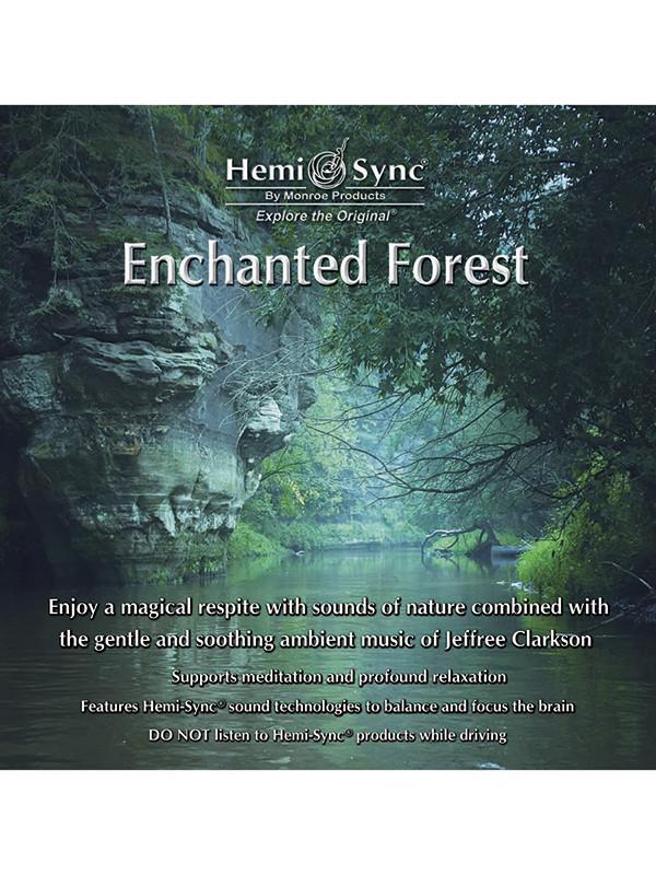 Enchanted Forest-CD rentoutusmusiikki
