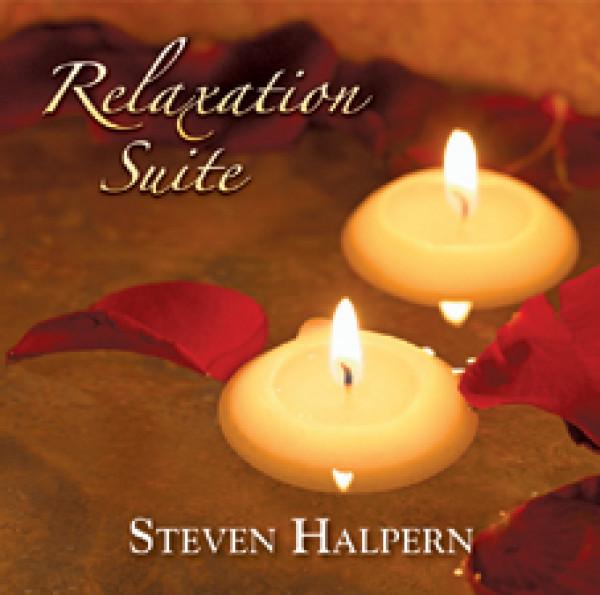 Relaxation Suite CD Steven Halpernin