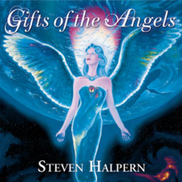 Gifts of the Angels CD Steven Halpernin