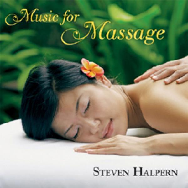 Music for Massage CD StevenHalpern