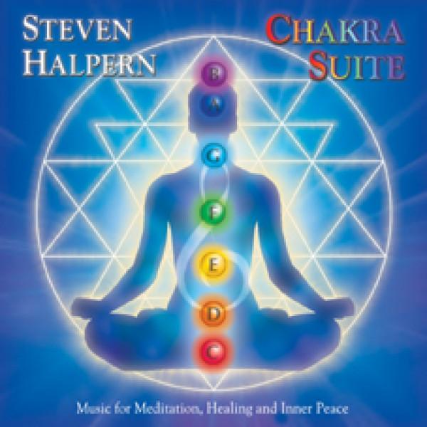 Chakra Suite CD Steven Halpern