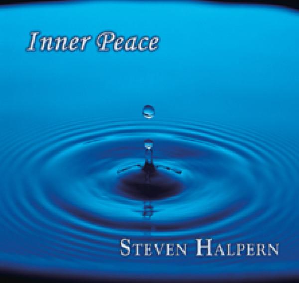 Inner Peace CD Steven Halpern