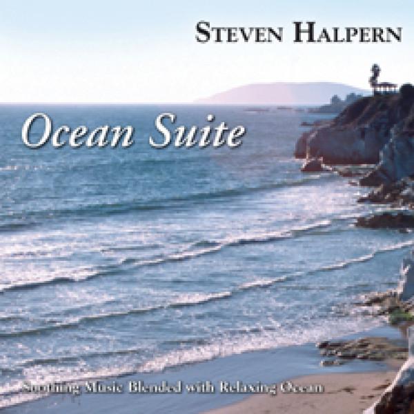 Ocean Suite CD Steven Halpern