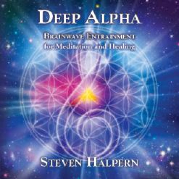 Deep Alpha CD, Steven Halpern
