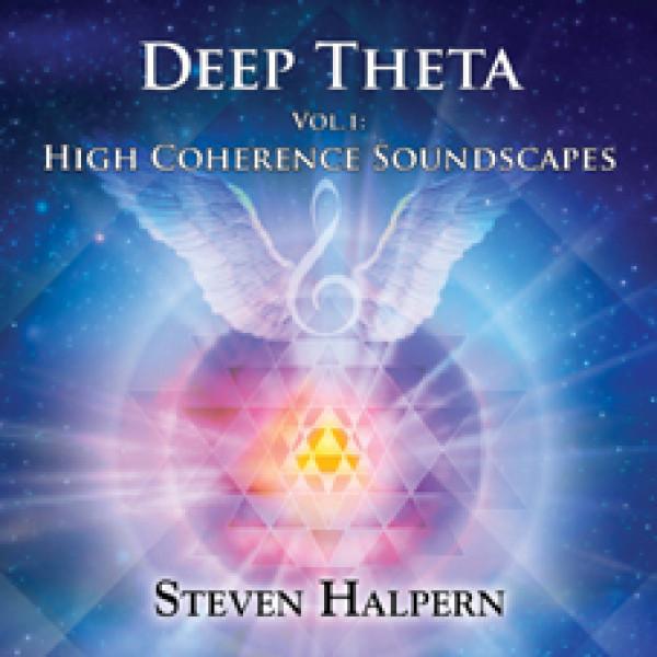 Deep Theta  CD Steven Halpern