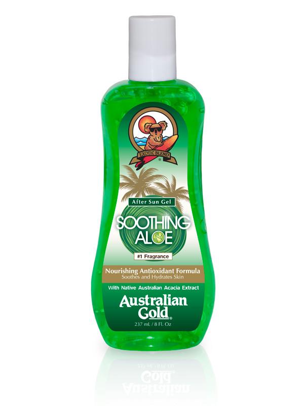 Australian Gold  Soothing Aloe Gel 237ml