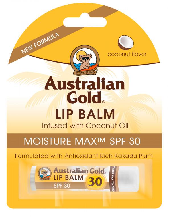Australian Gold Lip Balm SPF30, 4,2 g