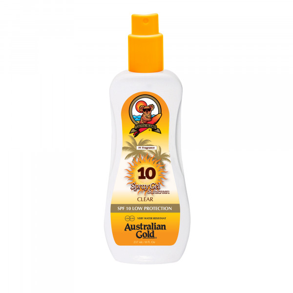 Australian Gold SPF10 Clear-spray 237ml