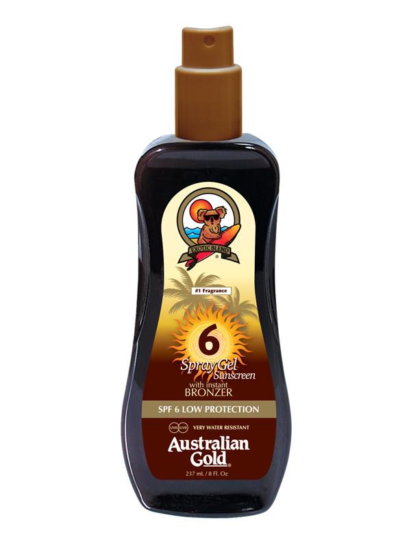 Australian Gold SPF6 Bronze-spray 237ml