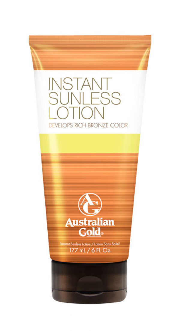 Australian Gold, Instant Sunless Lotion 177 ml