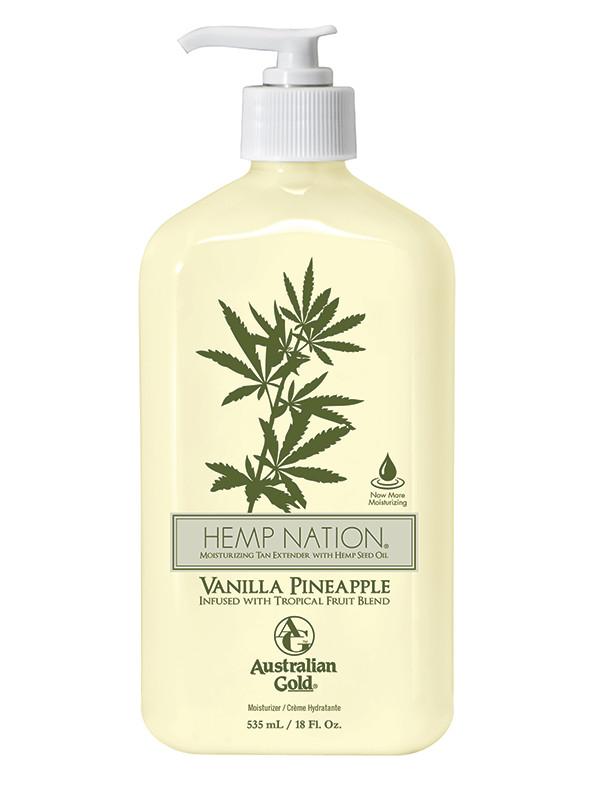 Hemp Nation Vanilla Pineapple 473ml