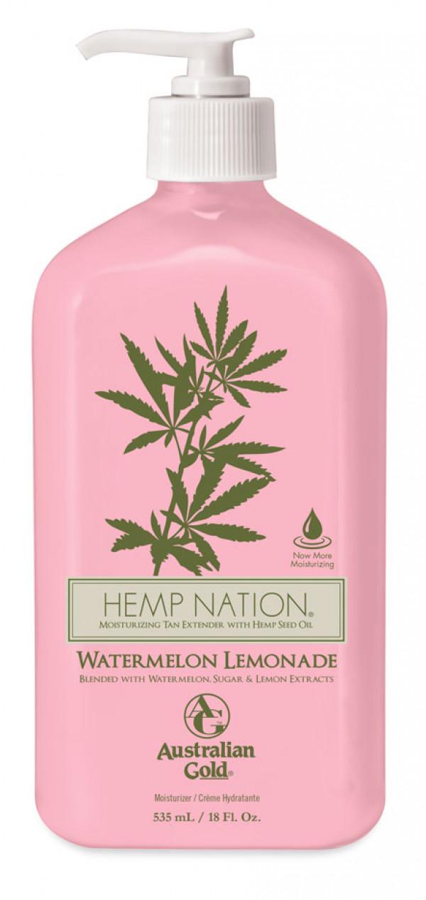 Hemp Nation Watermelon lemonade 535ml