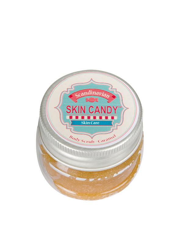 Skin Candy Body Scrub - Caramel 50g