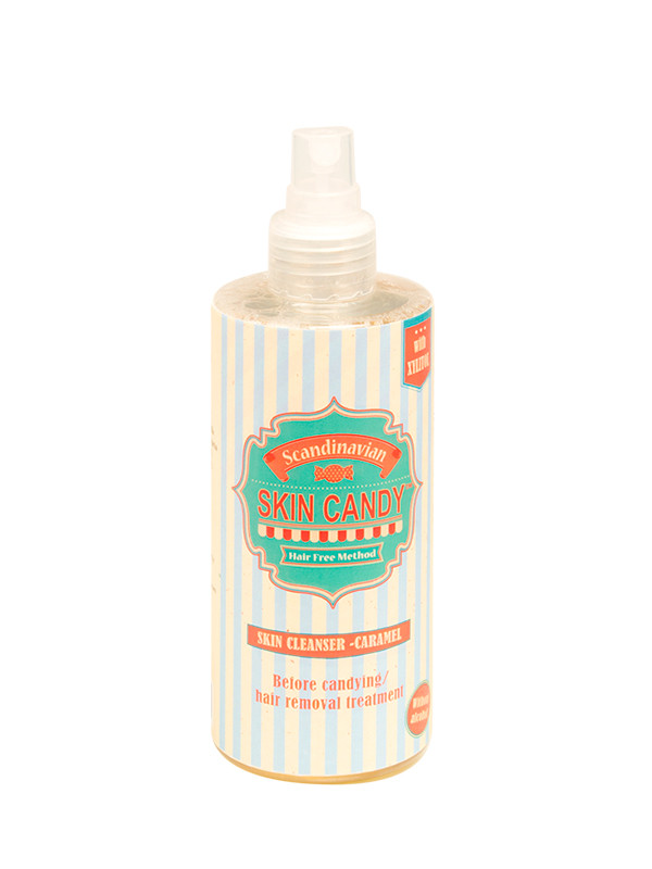 Skin Candy Cleanser - Caramel 250 ml