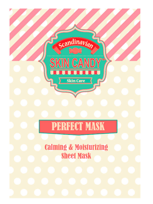 Skin Candy Perfect Mask - 1 kpl