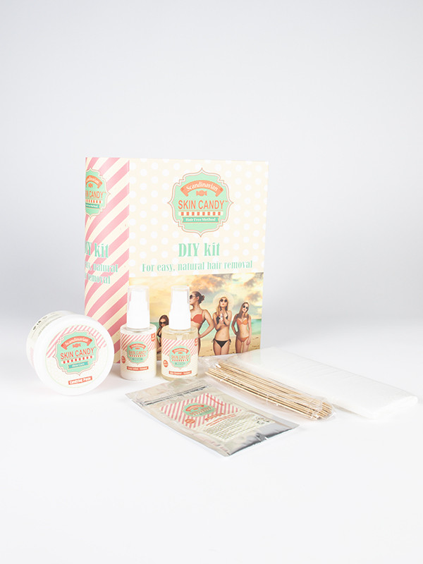 Skin Candy DIY-kit