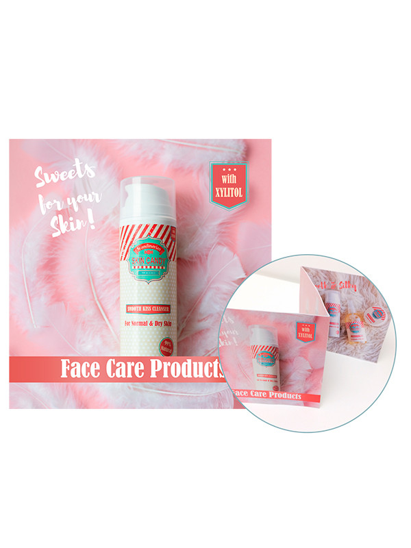 Scandinavian Skin Candy Face Care esite 20kpl