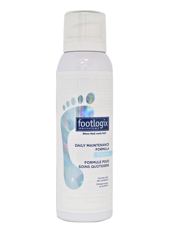 Footlogix 2 Vaahtovoide kuivalle iholle 125 ml