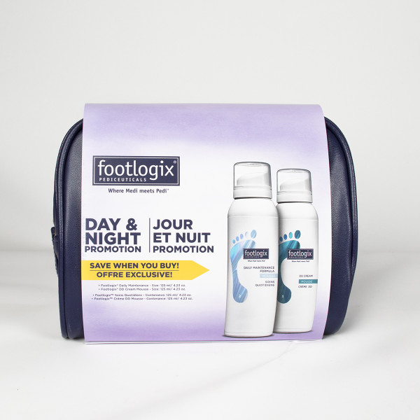 Footlogix Day and Night-setti
