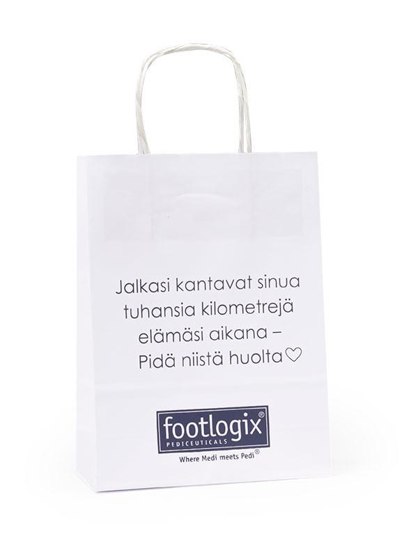 Footlogix paperikassi