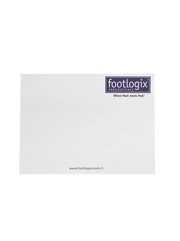 Footlogix viestilappu 50 kpl
