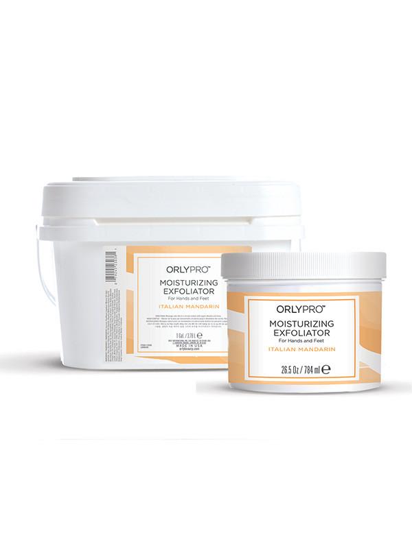 Orly Italian Mandarin Moist. Exfoliator 3,78 l