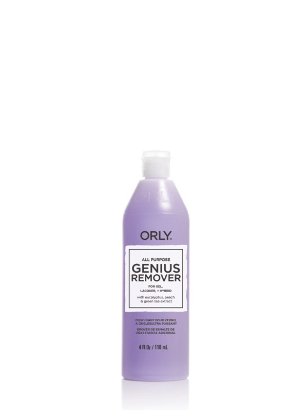Orly Genious Remover 118ml