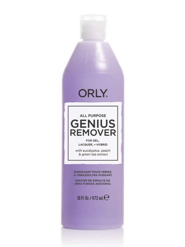 Orly Genious Remover, 473ml