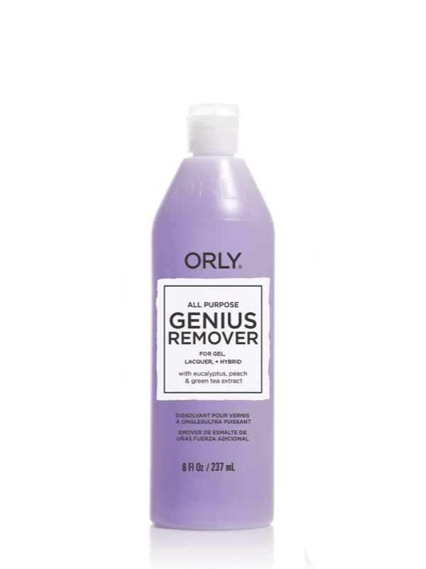 Orly Genious Remover 237ml
