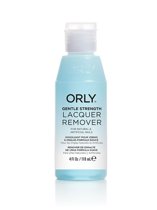 Orly Gentle Strenght Lacquer Remover 118ml