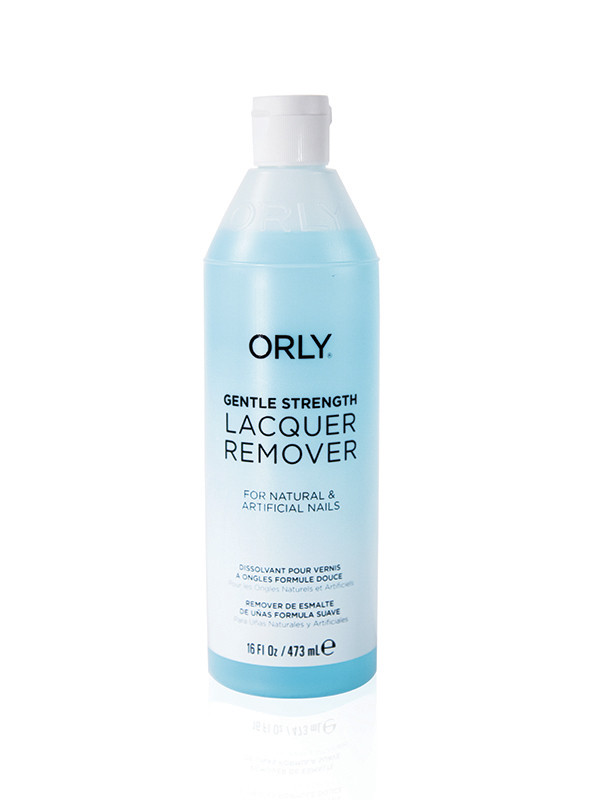 Orly Gentle Strenght Lacquer Remover, 473 ml