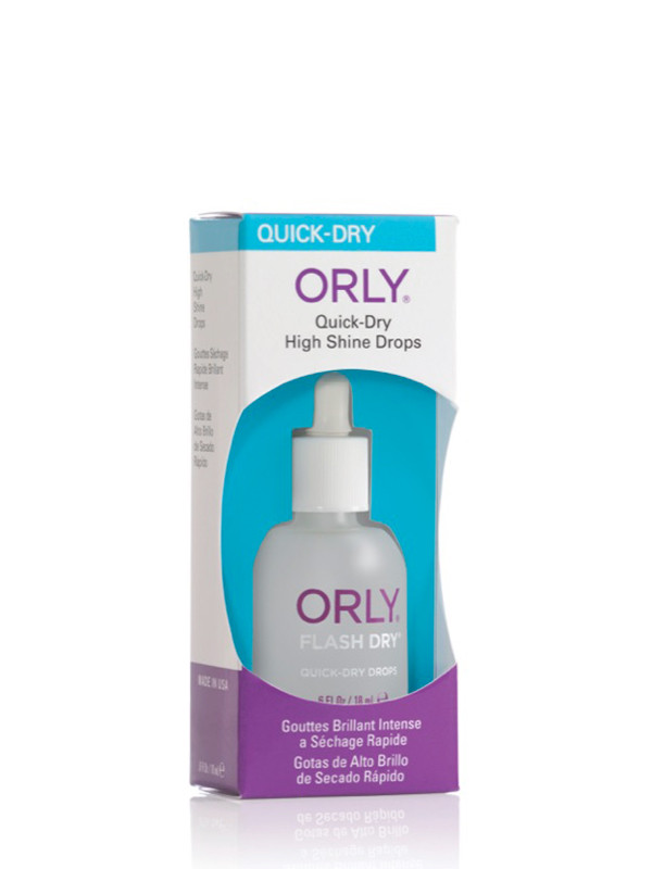 Orly Flash Dry, 18ml, pipettipullo