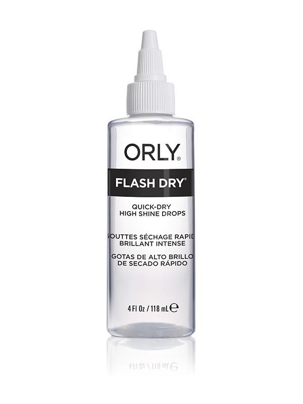 Orly Flash dry täyttöpullo 118ml