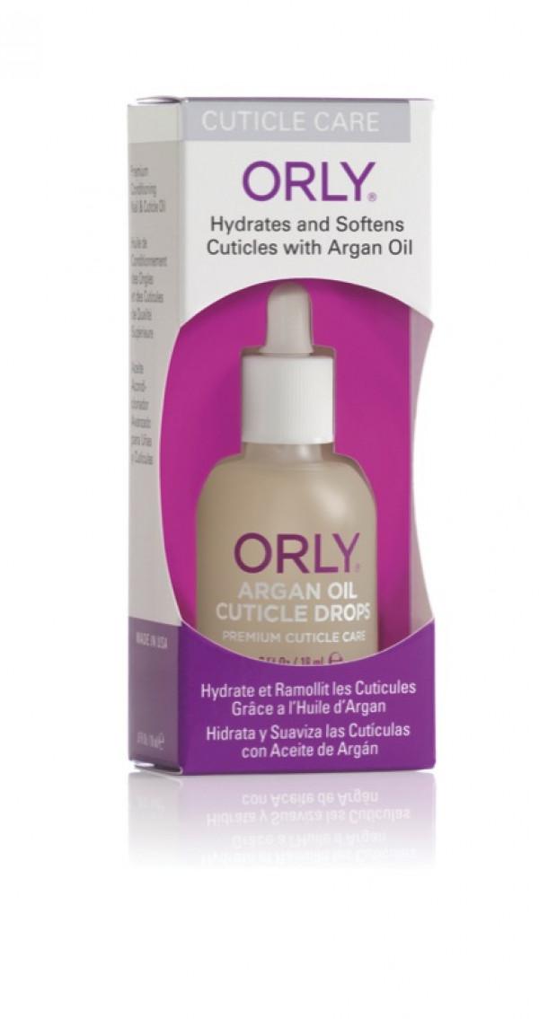 Orly Argan Oil -kynsinauhaöljy 180 ml