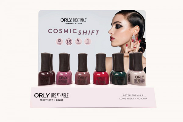 Orly Breathable Cosmic Shift Display 18 kpl