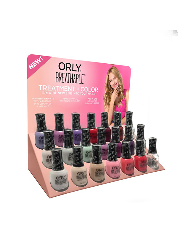Orly Breathable 21 pcs Display II