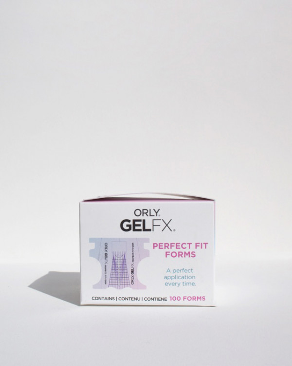 Orly Gel FX Perfect Fit Nail Form 100 kpl
