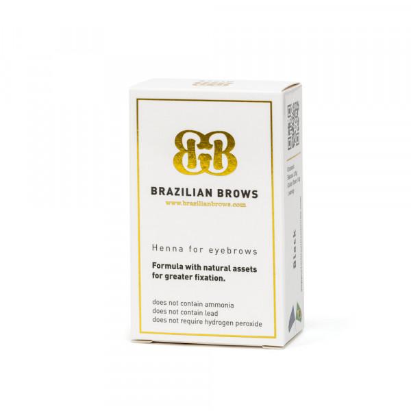 Brazilian Brows Medium Chestnut
