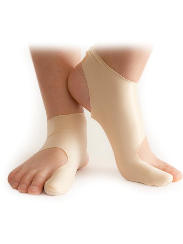 Oiva Vaivaisenluun sukka, vasen. Koko 43.5-46