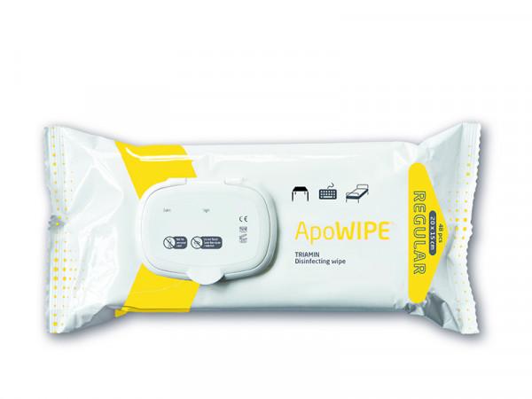 Apo Wipe Triamin-pintadesinfiointiliina 48 kpl